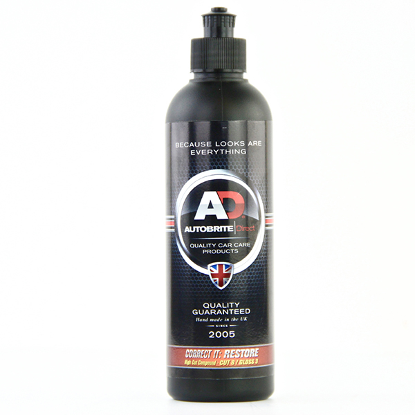 Autobrite AUTOBRITE DIRECT CORRECT IT! - Restore Correction Polish 250ml