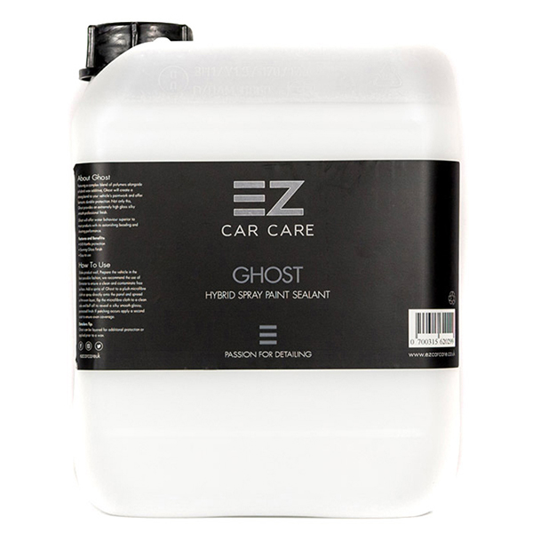 EZ Car Care Ghost 5 litre Sealant (Ceramic Infused)