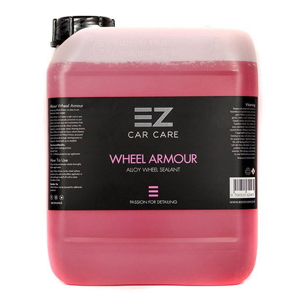 EZ Car Care EZ CAR CARE Wheel Armour 5 litre Wheels  (Ceramic Infused)