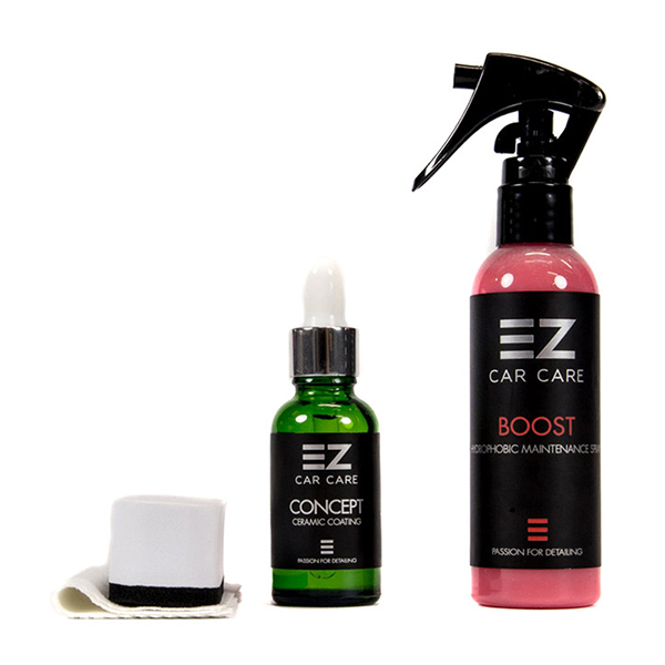 EZ Car Care Concept Ceramic Coating Kit