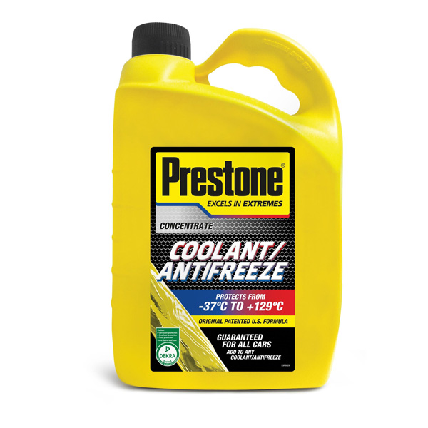 Prestone Coolant/Antifreeze Concentrated 4Litre