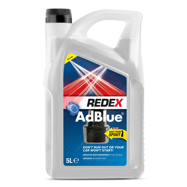 Redex Adblue With Spout 5Litre