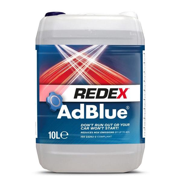 Redex Adblue With Spout 10L