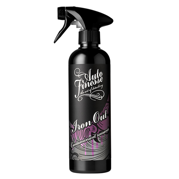 Auto Finesse Iron Out Contaminate Remover 500ML