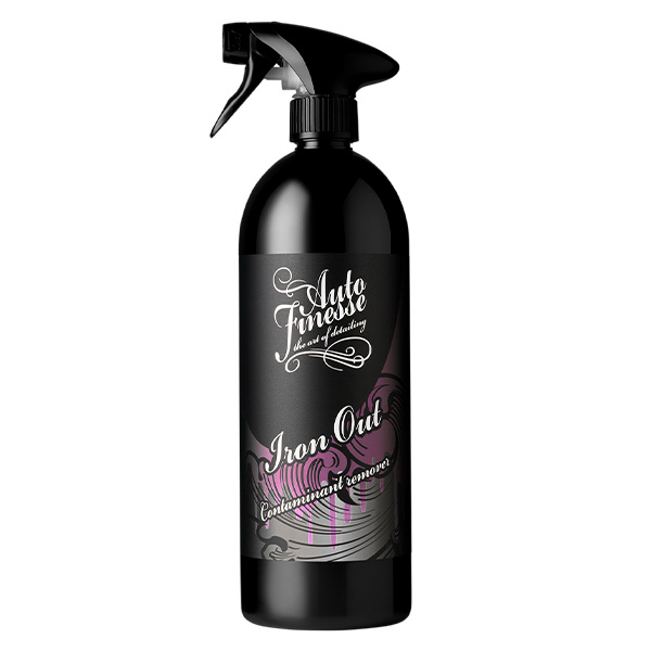 Auto Finesse Iron Out Contaminate Remover 1L