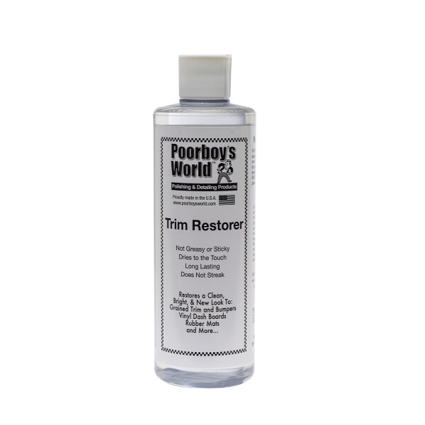 Poorboys Trim Restorer 473ml