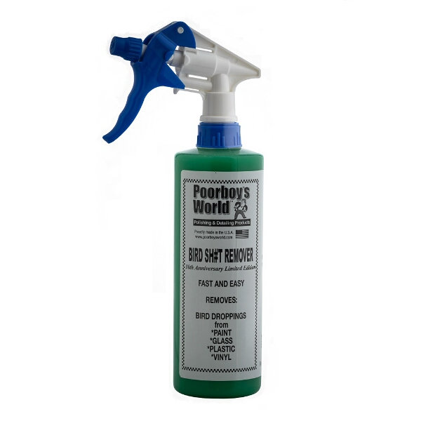 Poorboys Bird Sh#T Remover 473ml