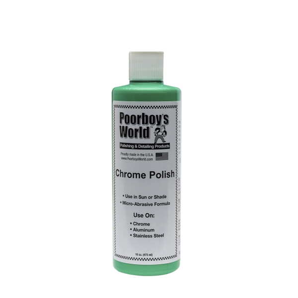 Poorboys Chrome Polish 473ml