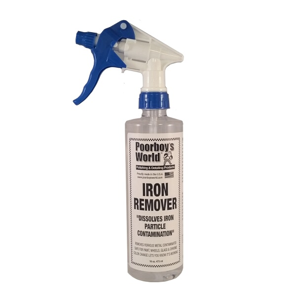Poorboys Iron Remover 473ml