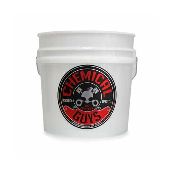 Chemical Guys Heavy Duty Detailing Bucket W/Cg Logo 4.5 Gal