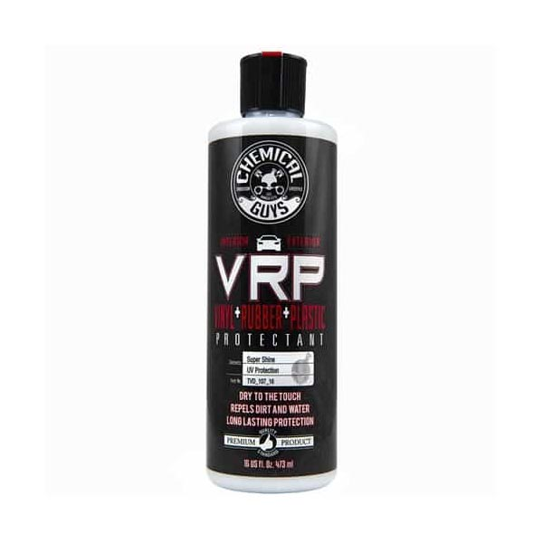 Chemical Guys Extreme Vrp Dressing 2 Vinyl, Rubber,Tire,Plastic Restorer