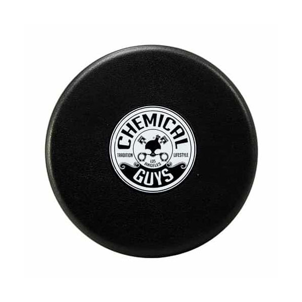 Chemical Guys Chemical Guys-Bucket Lid Cap. Black W/ White Logo (1 Unit)