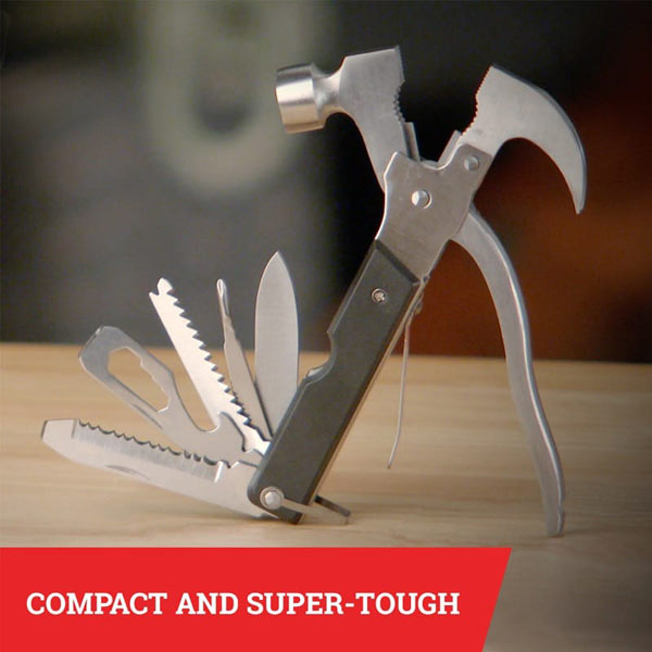 JML TacTool 18 in 1 take anywhere multi tool