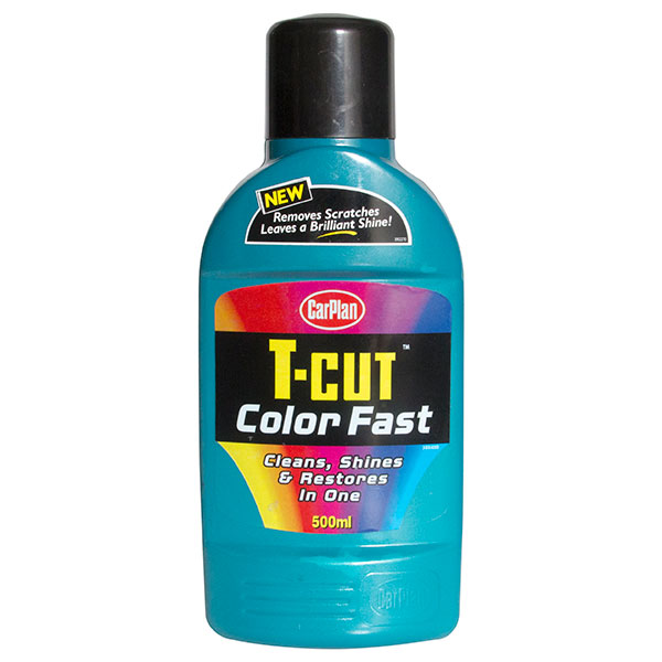 T-Cut Color Fast Turquoise 500ml