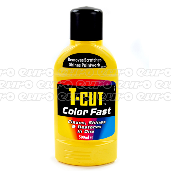 T-Cut T-Cut Color Fast Yellow 500ml