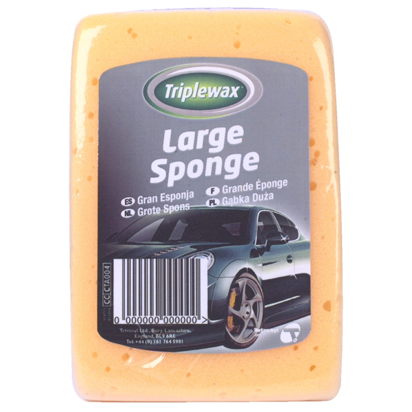 Carplan Triplewax Large Sponge