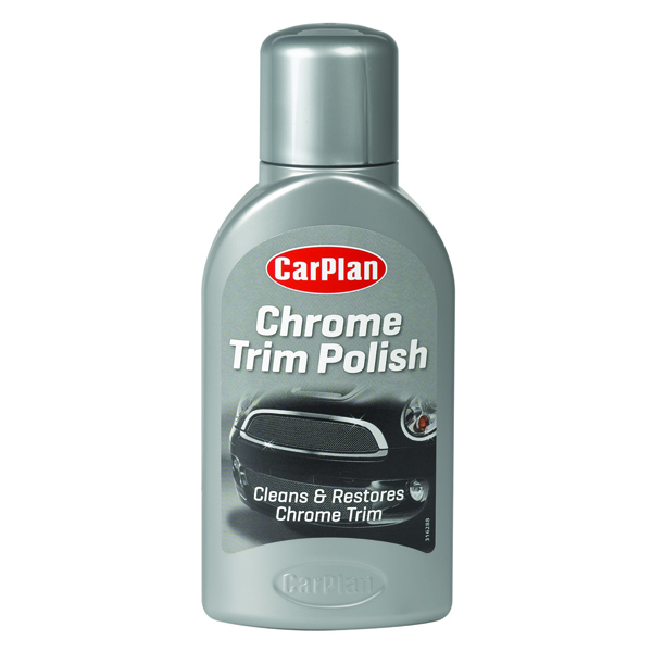 Carplan Chrome Trim Polish 375ml