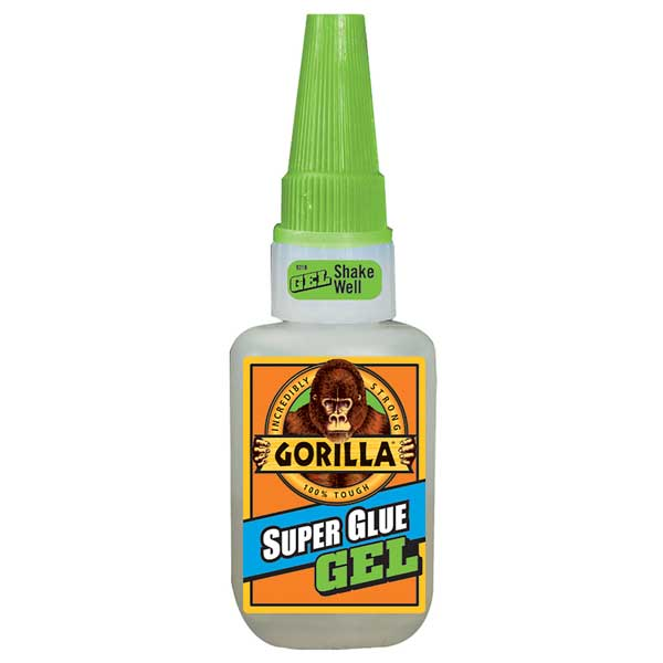 Gorilla Superglue Gel 15ML