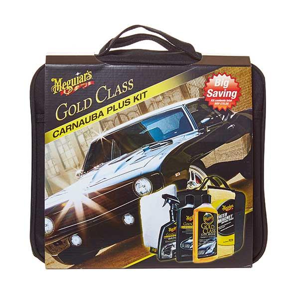 meguiars gold class carnauba plus instructions