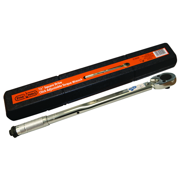 "Stag Tools Stag 1/2"" Drive Micrometer Torque Wrench"