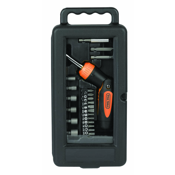 Stag 22 Piece Bit Ratchet Driver Set