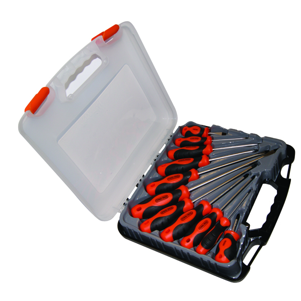 Stag Stag 11pc Screwdriver Set