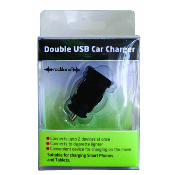 Rockland Rockland Double USB Charger
