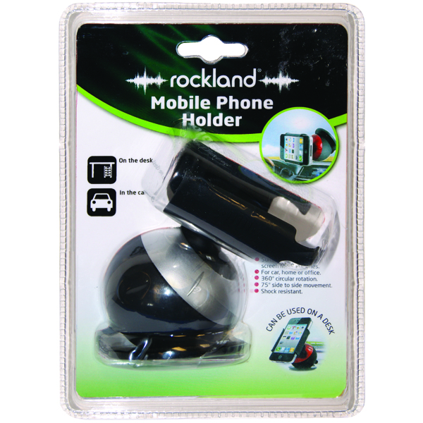 Rockland Rockland Single Ball Phone Holder