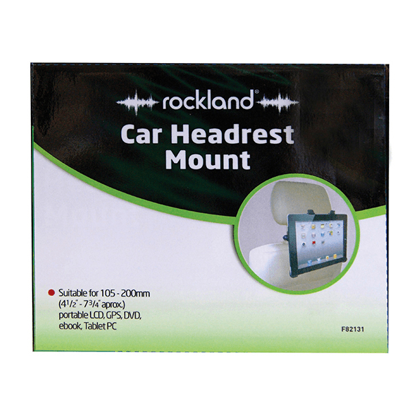 Rockland Tablet Headrest Mount
