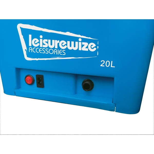 Streetwize 12v Portable Car & Caravan Pressure Washer