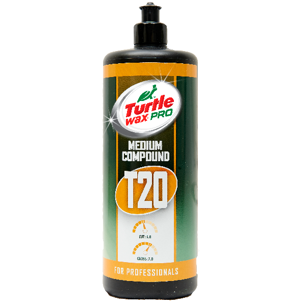 Turtlewax T25 Medium Cut Compound 250ml