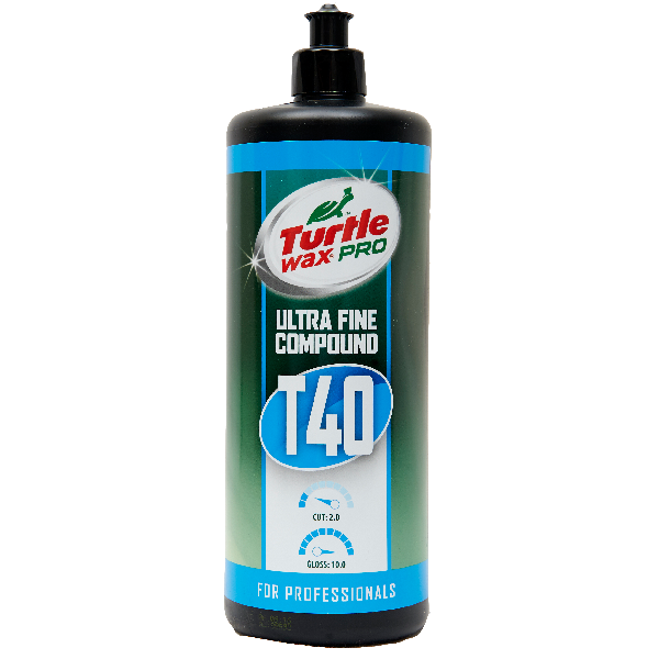Turtlewax T38 Ultra fine Compound 250ml