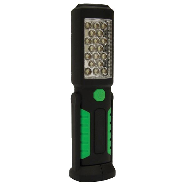 Streetwize 16 + 5 LED Torch / Workilight