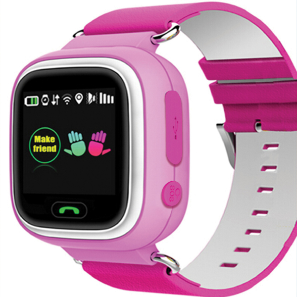 Streetwize Kids GPS Tracker Watch - Pink