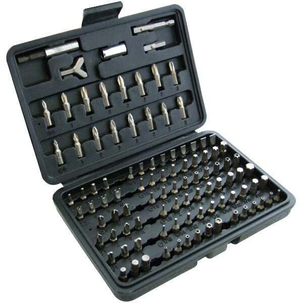 Am-Tech Assorted Bit Set 100pc
