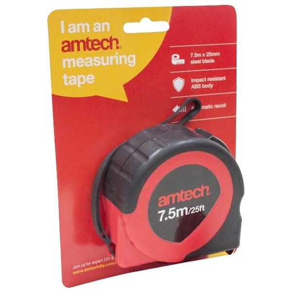 Am-Tech Measuring Tape 7.5mtr