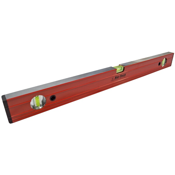 "Am-Tech 24"" Ribbed Spirit Level"