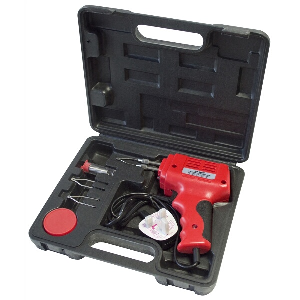 Am-Tech Electric Soldering Gun Kit 175w