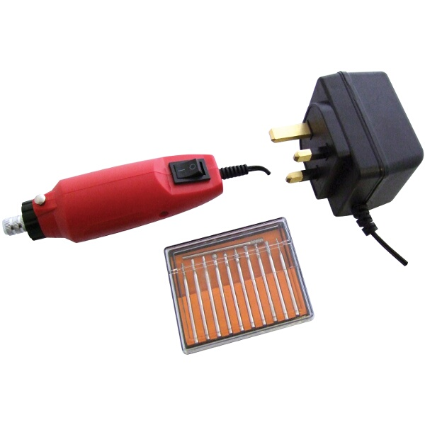 Am-Tech Mini Engraver Kit 12000rpm