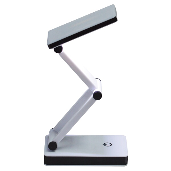 Am-Tech USB Rechargeable COB Folding Table Lamp