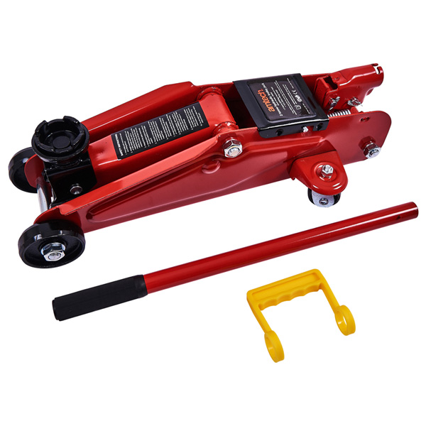 Am-Tech 2 Tonne Hydraulic Trolley Jack