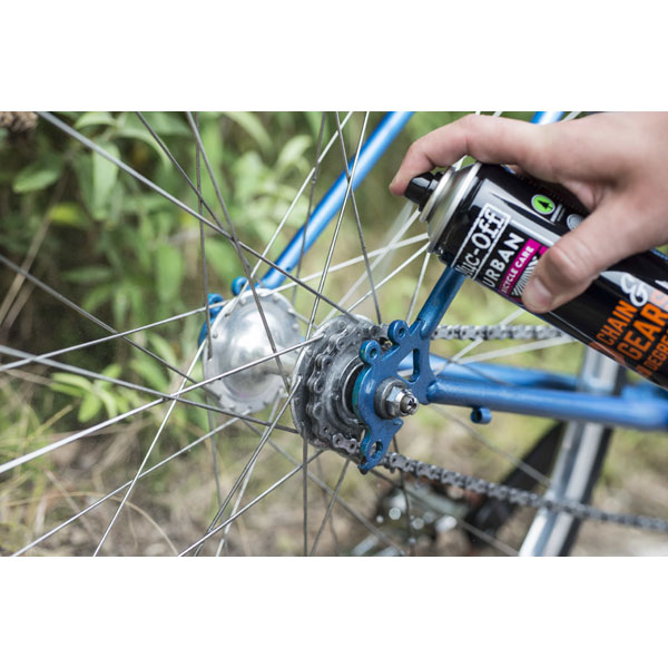 Muc Off Urban Step 2 Chain & Gears Degreaser 385ml