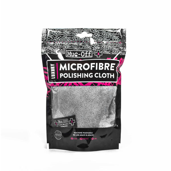 Muc Off Premium Microfibre Polishing Cloth