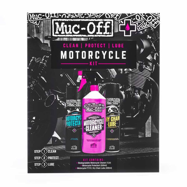 Muc Off Clean, Protect and Lube Kit