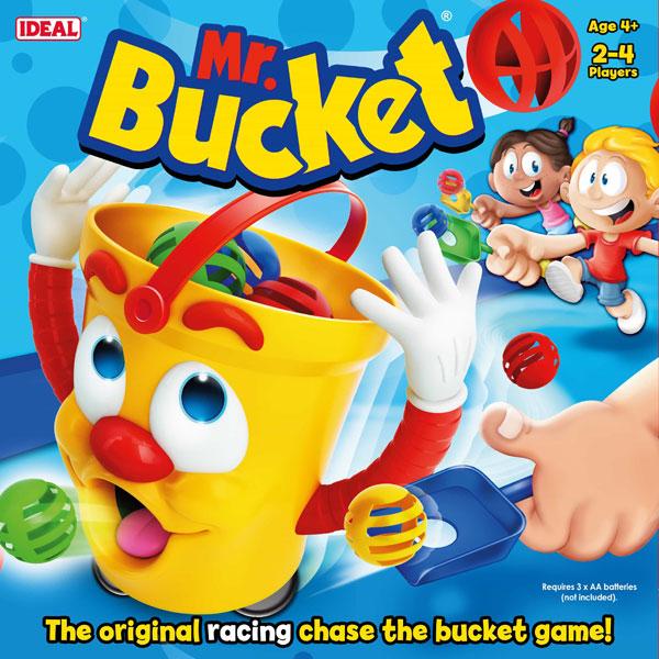 90s Toys - Mr Bucket