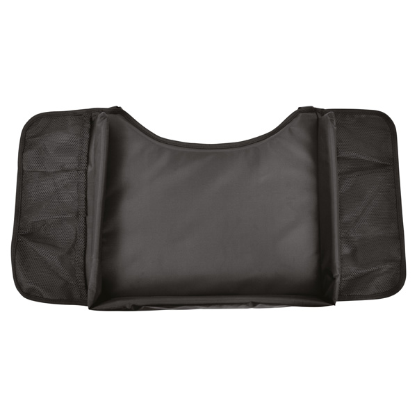 Car Travel Table with Side Pockets