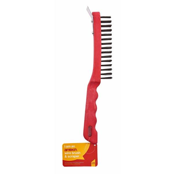 amtech Wire Brush And Scraper