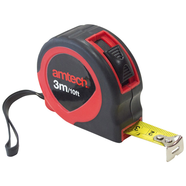 Am-Tech 3M Measuring Tape
