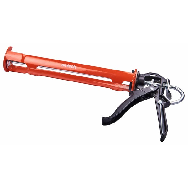 "Am-Tech 11"" Professional Caulking Gun"