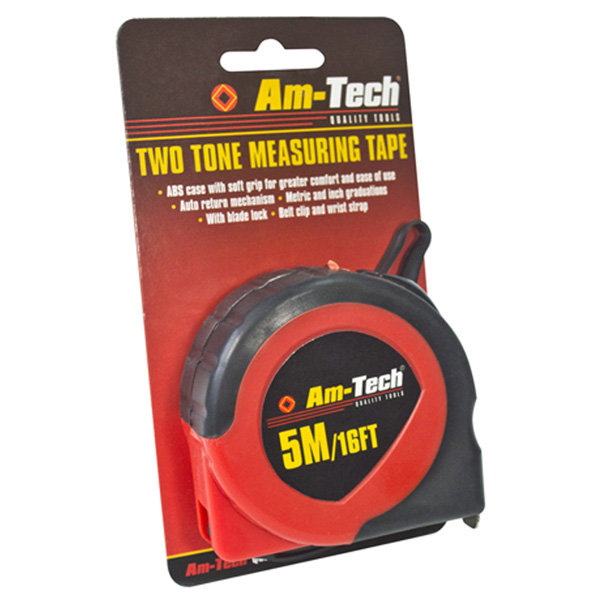 Am-Tech 5M Measuring Tape